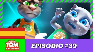 Angela, la animadora - Talking Tom and Friends (Episodio 39 - Temporada 1)