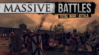 New Carthage siege - Ancient empires mod - Roman campaign - Total