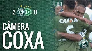 Câmera Coxa - Coritiba 2 x 0 Chapecoense