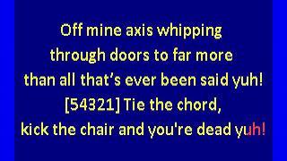 Death Grips  - Guillotine (It Goes Yah) (karaoke)