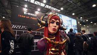 Show Highlights│AORUS at Igromir 2017