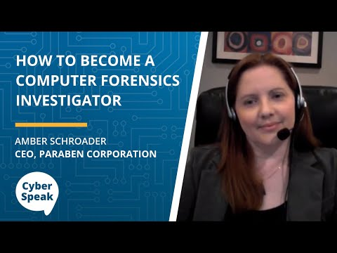 How to Become a Computer Forensics Investigator - YouTube