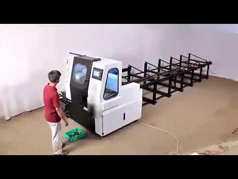 Circular Saw Machine with Auto Loader