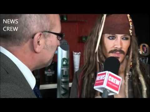 Captain Jack Sparrow Video