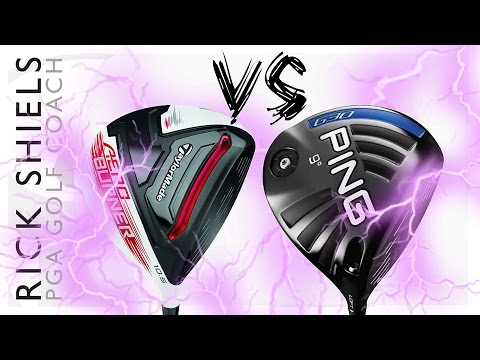 SPEED CHALLENGE Ping G30 Vs TaylorMade AeroBurner Driver