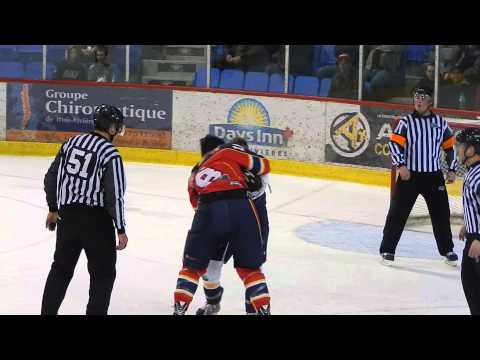 Boby Fugère vs. Martin Larivière