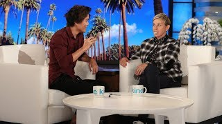 Magician Shin Lim, 'AGT' Winner, Leaves Ellen Speechless - Video Youtube
