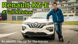 How Much Electric Car Can You Get for €8,000? Renault City K-ZE