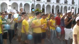 preview picture of video 'Manifestação do dia 15 de março na Bolívia'