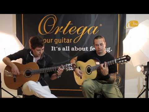 "Thomas Zwijsen (NL) & Ben woods (USA) : IRON MAIDEN ""Aces High"" - arranged for nylonstringed acoustics"