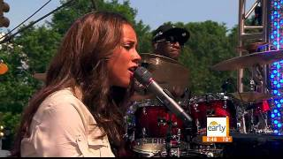 Alicia Keys..•✿Live♪ ♫♪ HD New York ❤