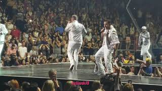 Backstreet Boys DNA Tour DC (Don't Go Breaking My Heart + Larger Than Life)