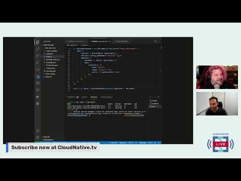 Cloud Native Live: Use your favorite programming language to build your dream cloud native platform