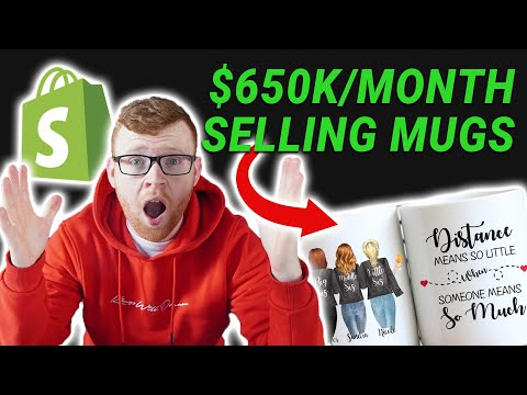 $650,000/MONTH SHOPIFY STORE CASE STUDY (How To Dropship In 2020)