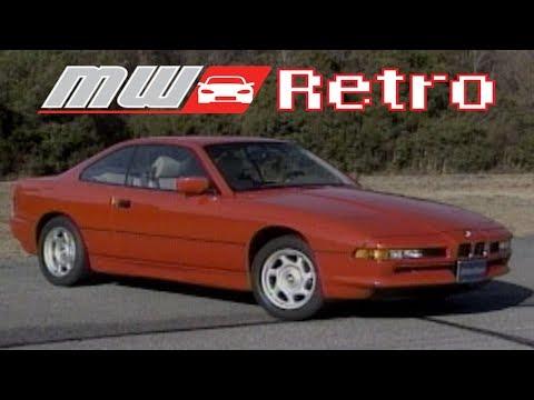 1994 BMW 840Ci | Retro Review