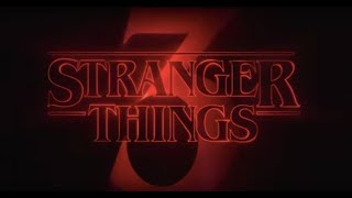 Stranger Things Season 2 (Top 3 Soundtracks) - Kyle Dixon & Michael Stein