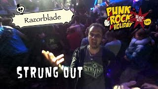 "#099 Strung Out ""Razorblade"" @ Punk Rock Holiday (10/08/2016) Tolmin, Slovenia"
