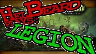 WoW Legion 028 The Mage Hunter Quest Walkthrough