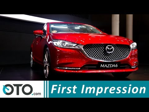 Mazda 6 | First Impression | GIIAS 2018 | OTO.com
