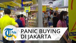 Akibat Antrean Panjang di Supermarket, Pengunjung Tak Jadi Beli dan Beralih ke Toko Kelontong