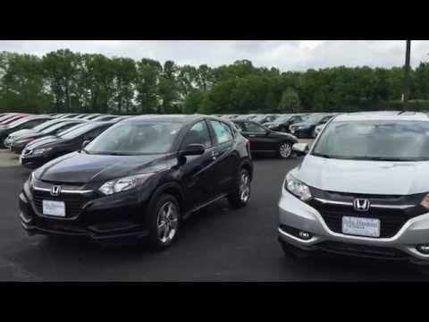 2016 Honda HR-V Comparison