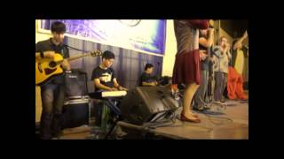 "let us go into the house"" joe pace -cover MLFI marikina"
