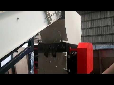 Conveyor Belt For Plastic Recycling