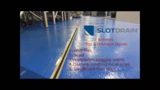 Lewis and Clark - Slot Drain Systems