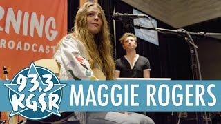 "Maggie Rogers ""Alaska"" + Interview LIVE at SXSW 2017"