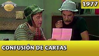 El Chavo | Confusión de cartas (Completo)
