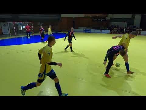 FUTSAL Team Straník - FC Terra Varna 11:5