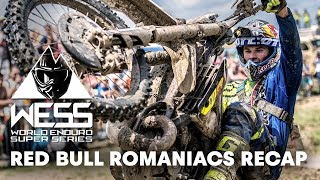Full Highlights of Red Bull Romaniacs 2018. | Enduro 2018