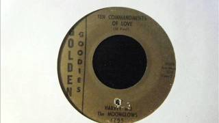 Ten Commandments Of Love - Harvey And the moonglows