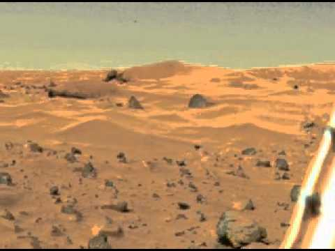 Viking-1 on Mars (1976)