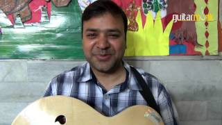 Santosh Talks : Guitarmonk Guitar Classes North Delhi