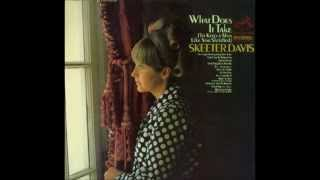 Skeeter Davis   You Taught Me Everything That I Know