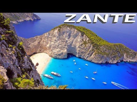 Video ZANTE , ZAKYNTHOS - GREECE HD