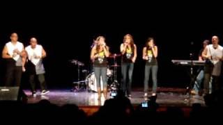 Drop 'N Harmony + HoneyLuv - SJSU Ma'boo'hay 2009