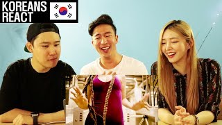Anitta - Paradinha Korean Reaction! (With Woo Lara!)