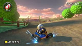 Wii Moo Moo Meadows - 1:20.283 - FastRMX ‹3 (Mario Kart 8 World Record)