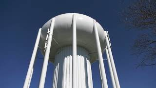 What Does the Inside of a Water Tower Look Like?