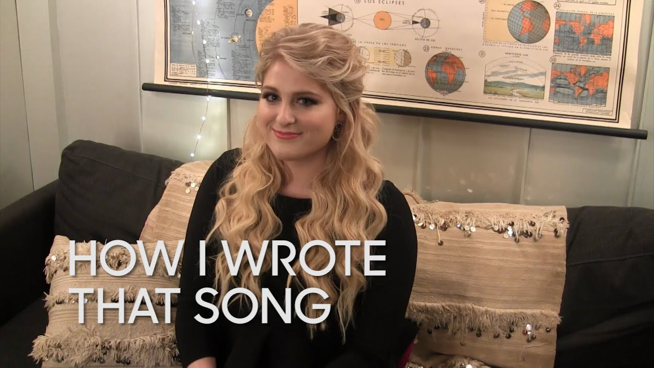 """How I Wrote That Song: Meghan Trainor """"Like I'm Gonna Lose You"""" thumbnail"""