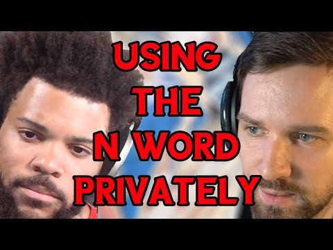 Confronting Destiny about Private N-Word Usage