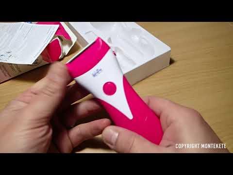 Veet Sensitive Shave, elektrischer Rasierer für Damen