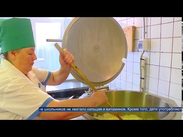 Каждый пятый школьник в России страдает ожирением