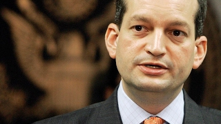 Alexander Acosta new Labor Secretary: making Him First Latino In the Trump Cabinet!!!