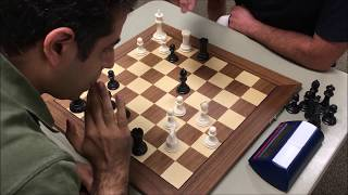 Strong Guy Plays Another Wild Time Scramble vs. GM Ehsan!