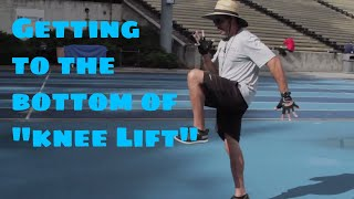 What the $!%& is Knee lift?/High Knees