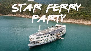 Exclusive Star Ferry Visit by FPV drone - Tai Tam Bay in Hong Kong