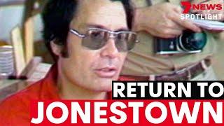 Return to Jonestown   Survivors revisit site 40 years after the tragedy   Sunday Night